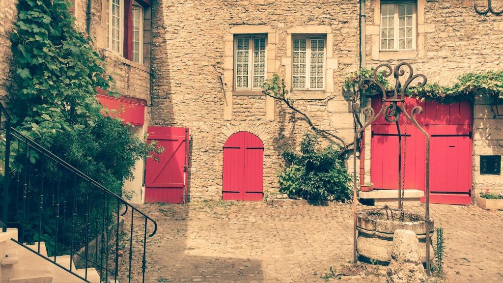 Hotel Le Sauvage Dijon France
