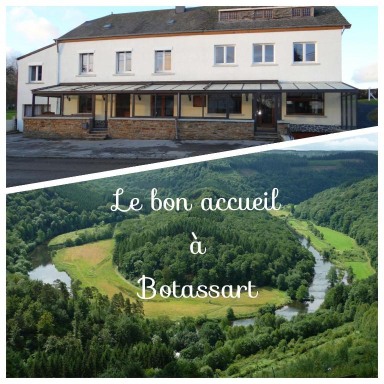 Casa de vacaciones le bon accueil b lgica ucimont for Bon de reservation hotel