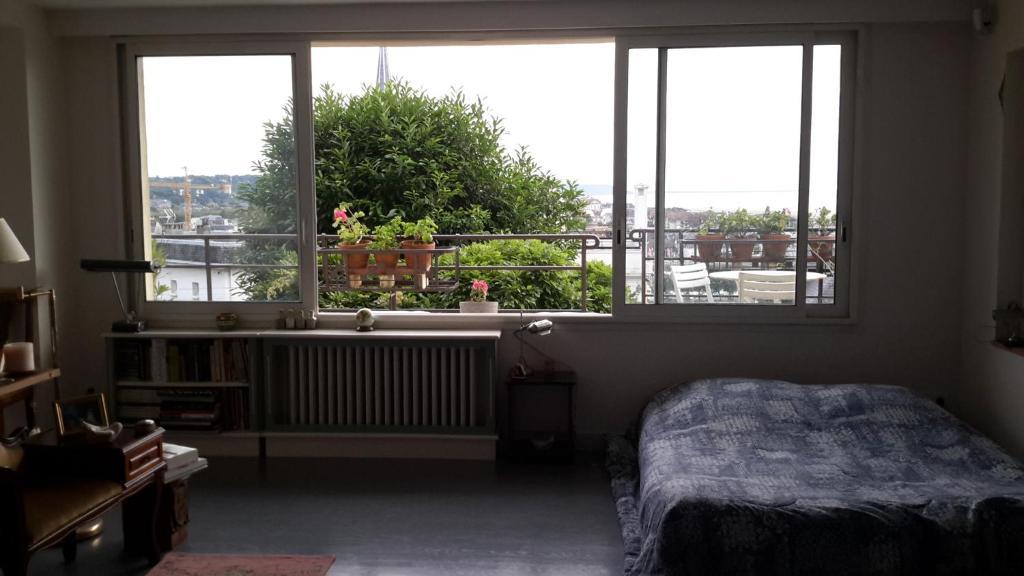 appartement la chanterelle locations de vacances trouville sur mer. Black Bedroom Furniture Sets. Home Design Ideas