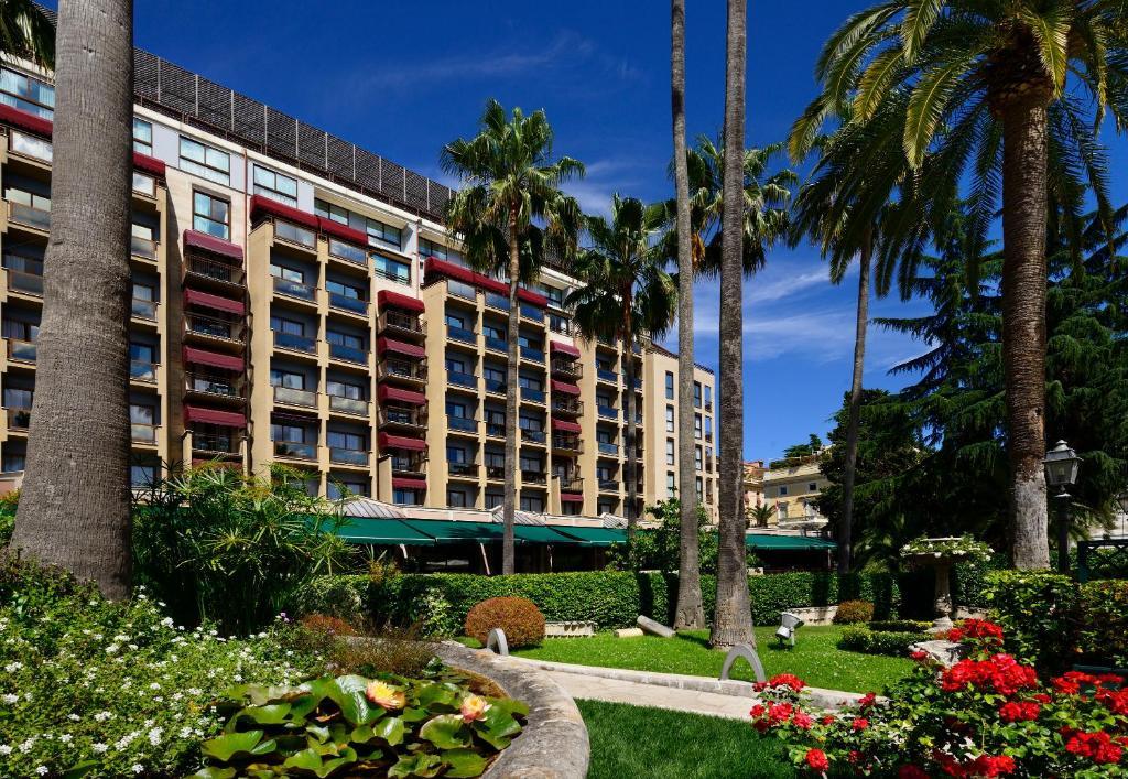 Hotel Parco Dei Principi Via Frescobaldi Roma