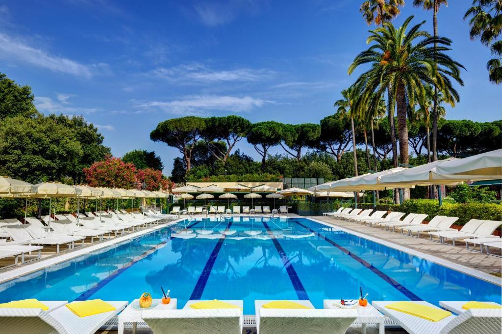 Parco Dei Principi Grand Hotel Spa Rome Online