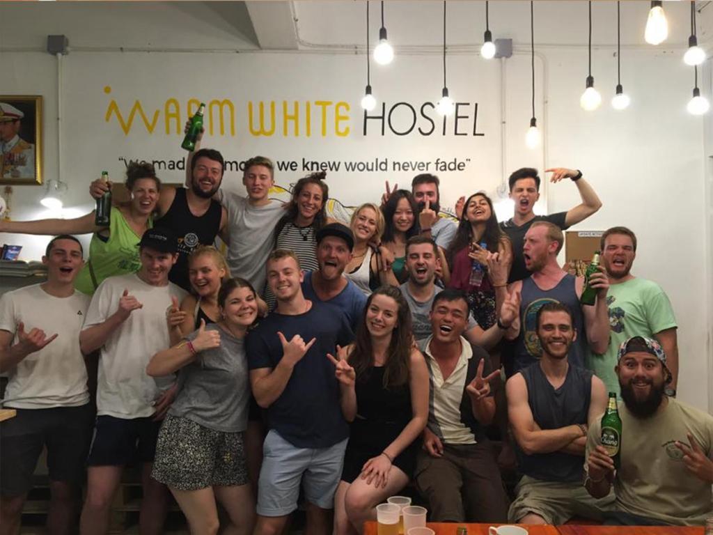 Отзывы Warm White Hostel