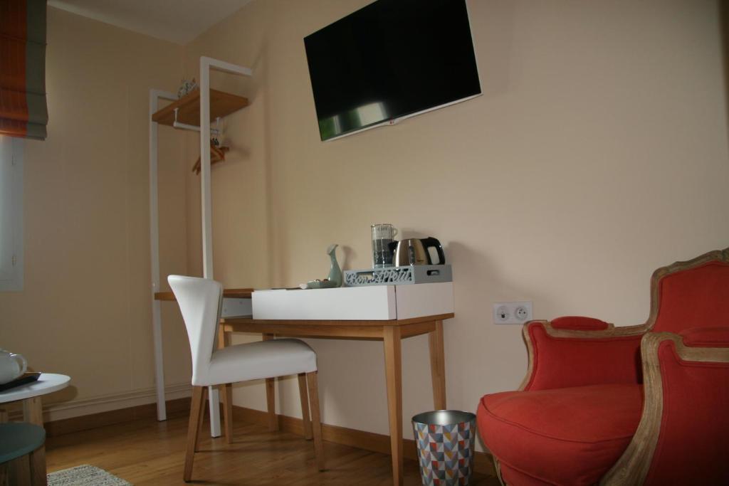 Les suites champenoises r servation gratuite sur viamichelin for Boutique hotel reims