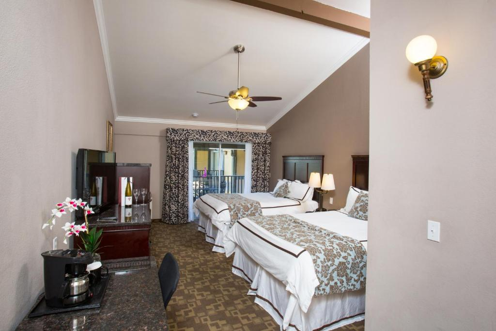 Hadsten House Inn Spa Solvang