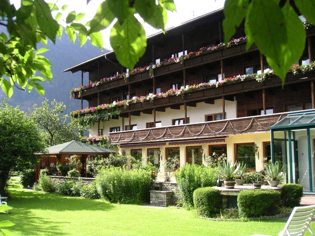 Hotel Mayrhofen Avec Piscine