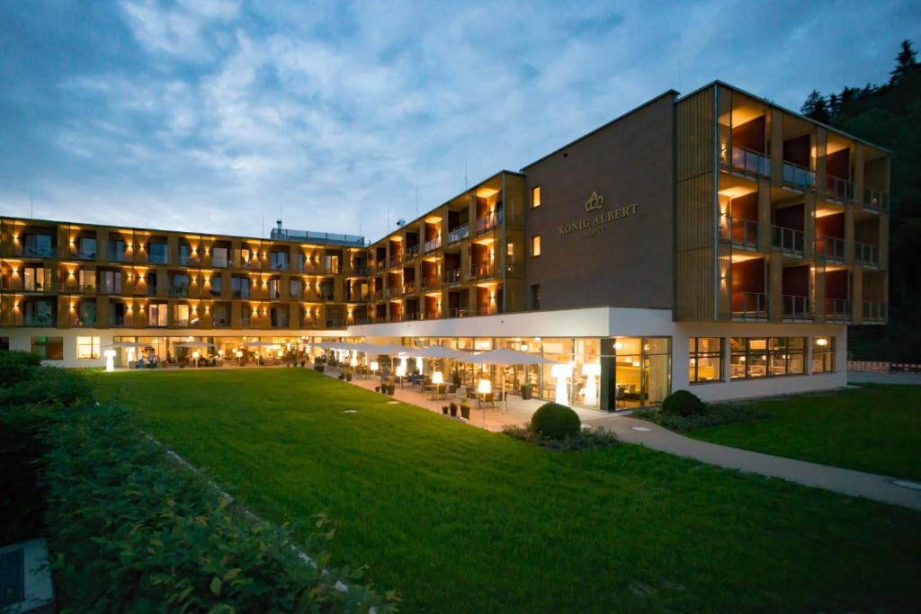 Hotel Konig Albert Bad Elster