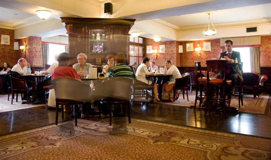 Buswells Hotel Restaurant