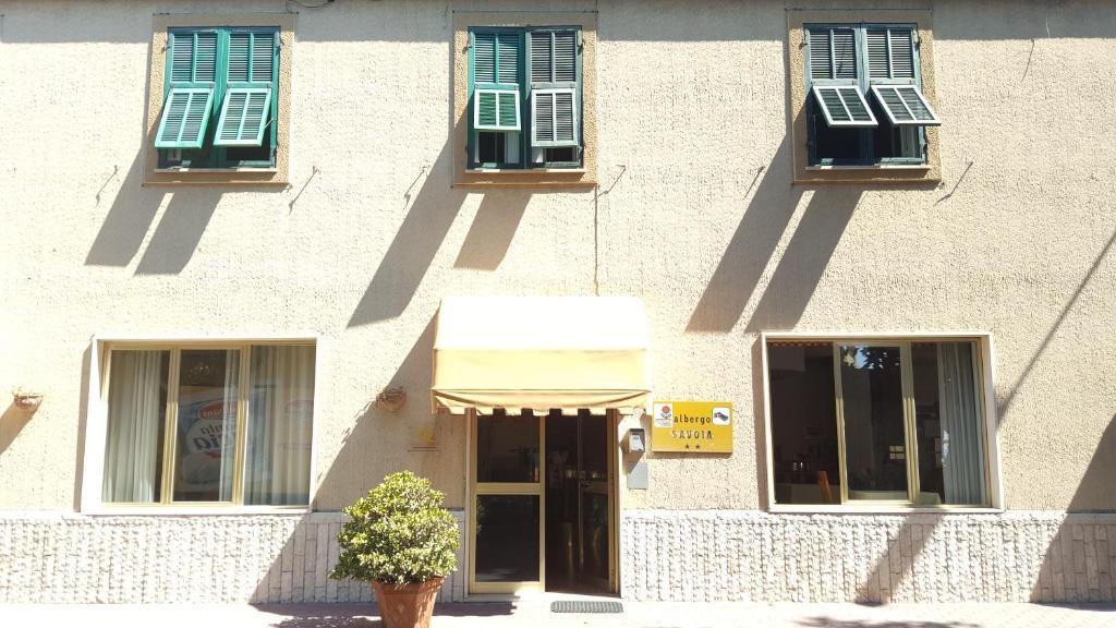 Albergo savoia r servation gratuite sur viamichelin for Reserver un hotel et payer sur place