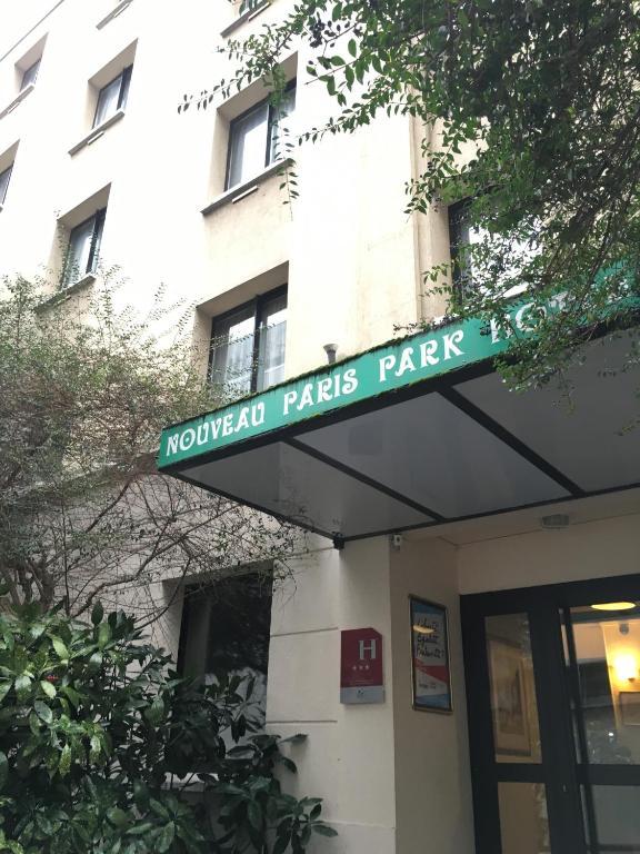Nouveau paris park hotel paris online booking for Hotel booking paris