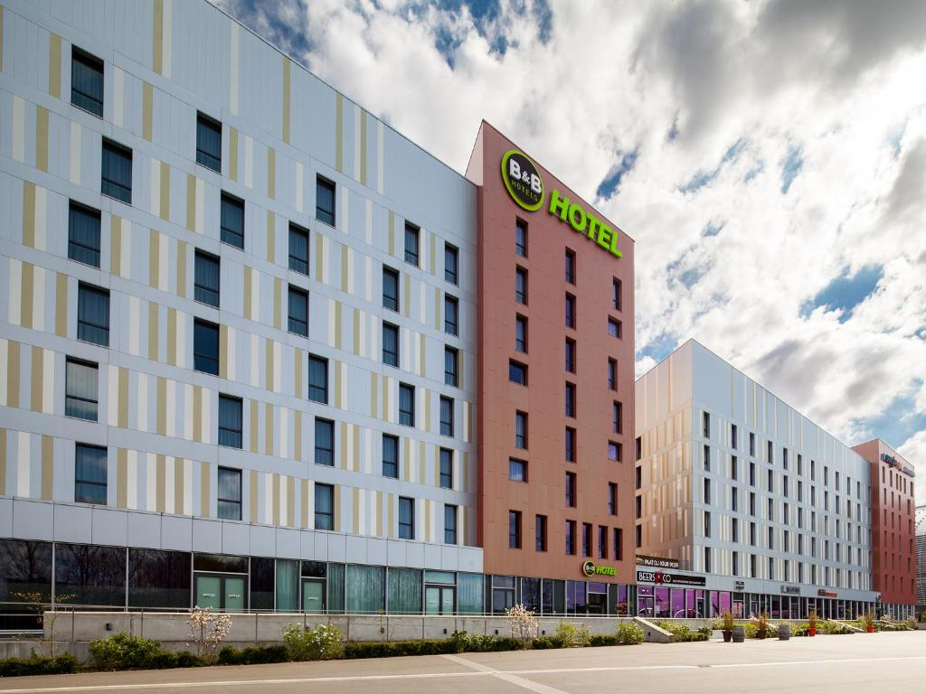 B b hotel lille grand stade villeneuve d 39 ascq for Hotels lille