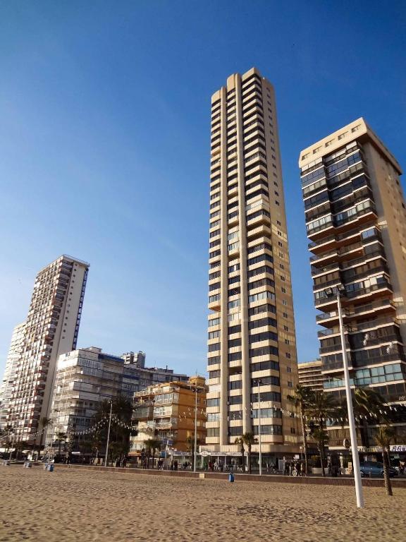 Apartment Torre Levante Fincas Benidorm Spain Booking Com