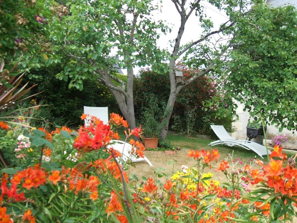 Maison le jardin clos rental in plouguiel in les c tes d for Jardin clos