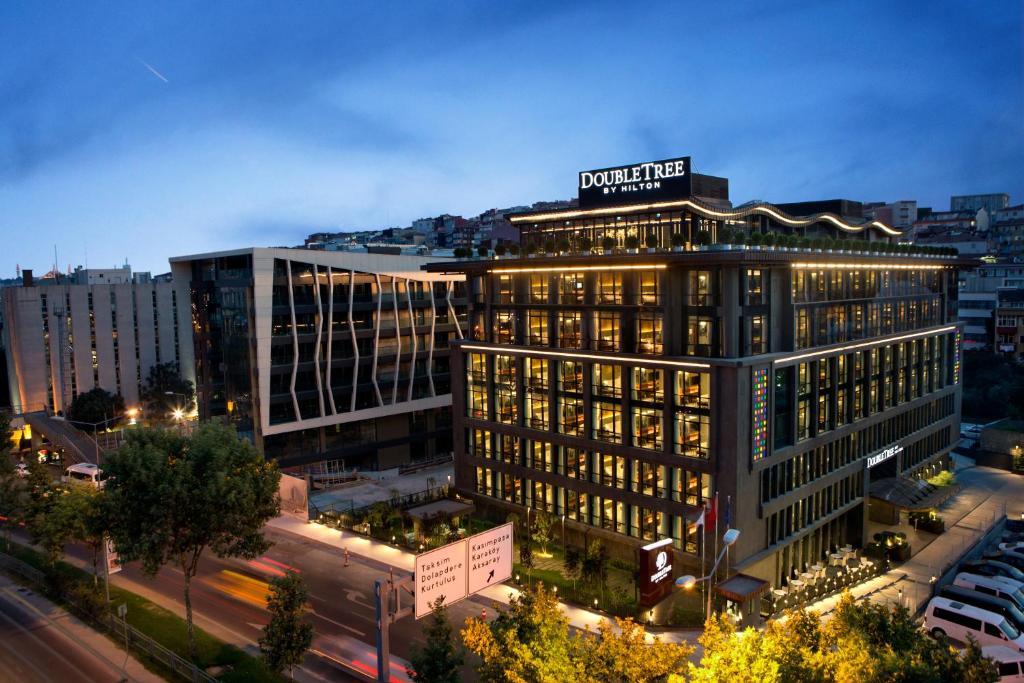 نتيجة بحث الصور عن فندق (دبل ترى هيلتون اسطنبول)