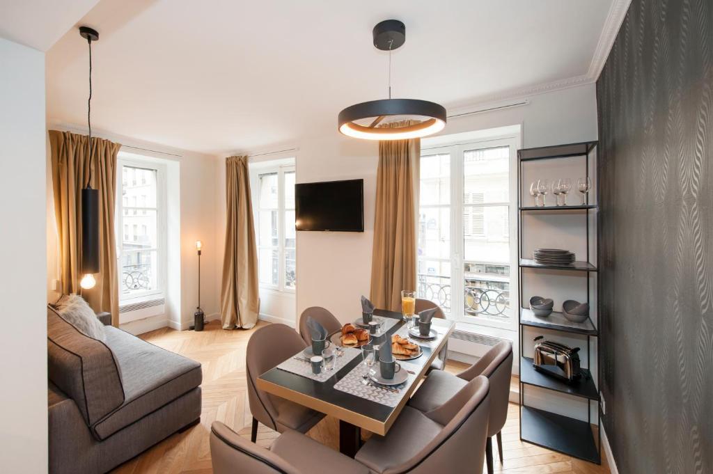 appartements saint germain od on r servation gratuite sur viamichelin. Black Bedroom Furniture Sets. Home Design Ideas