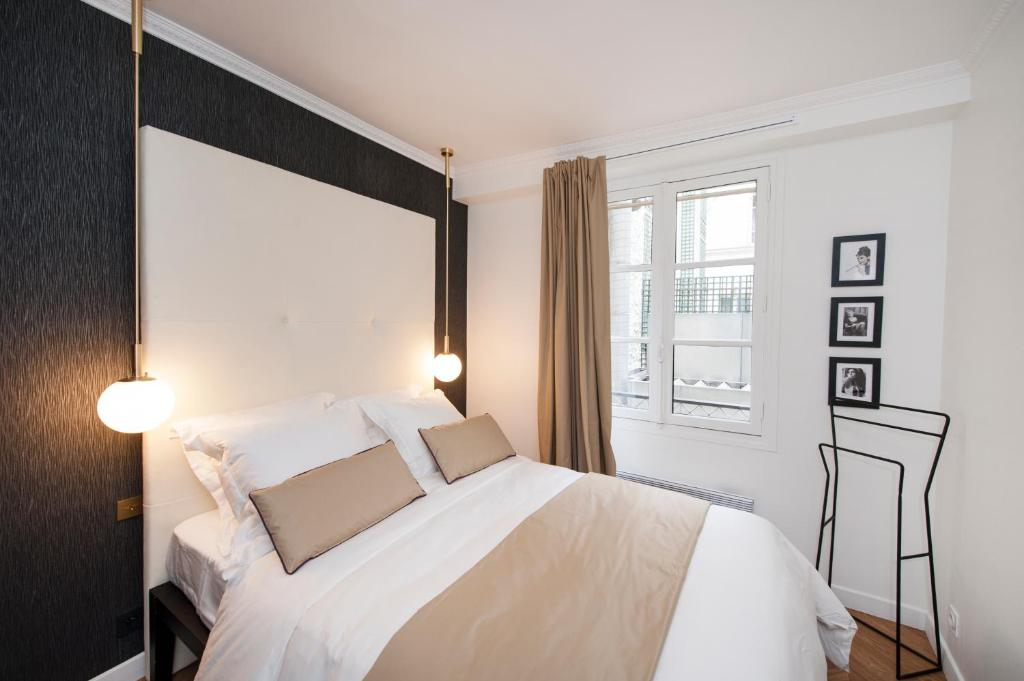 Appartements saint germain od on parijs viamichelin for Hotels 75006
