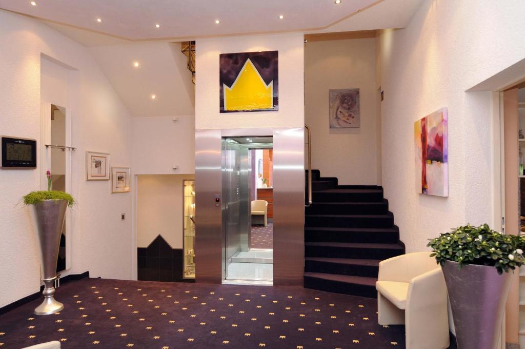 City Hotel Wuppertal Fischertal