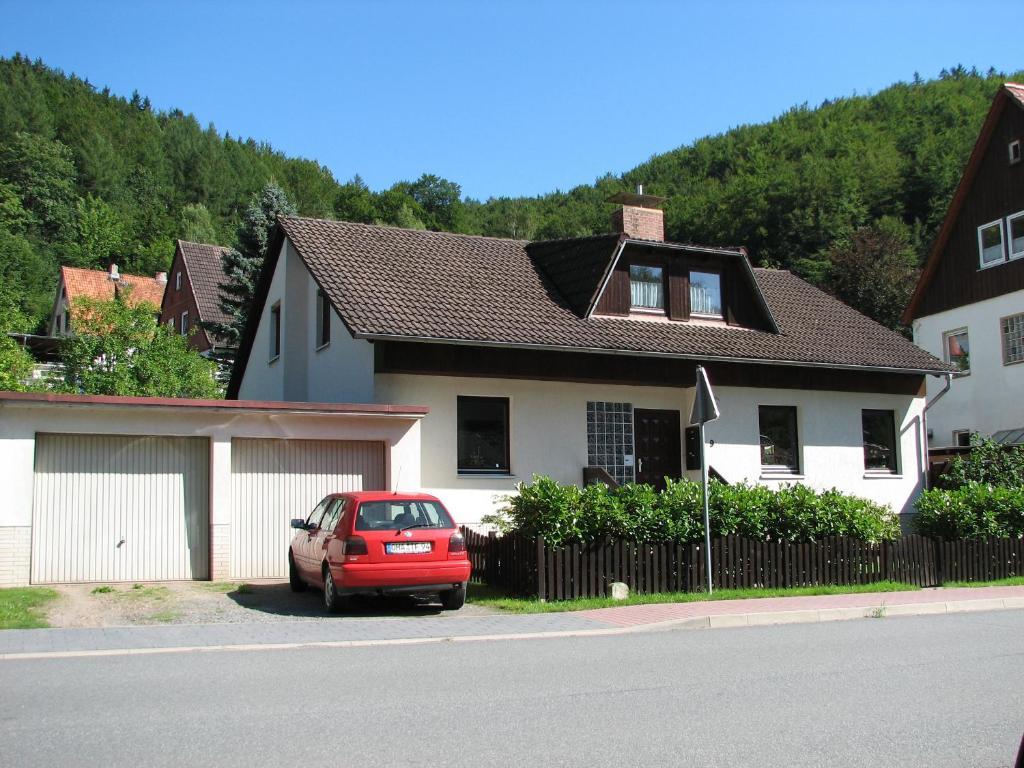 Ferienwohnung Gerken Bad Lauterberg Im Harz