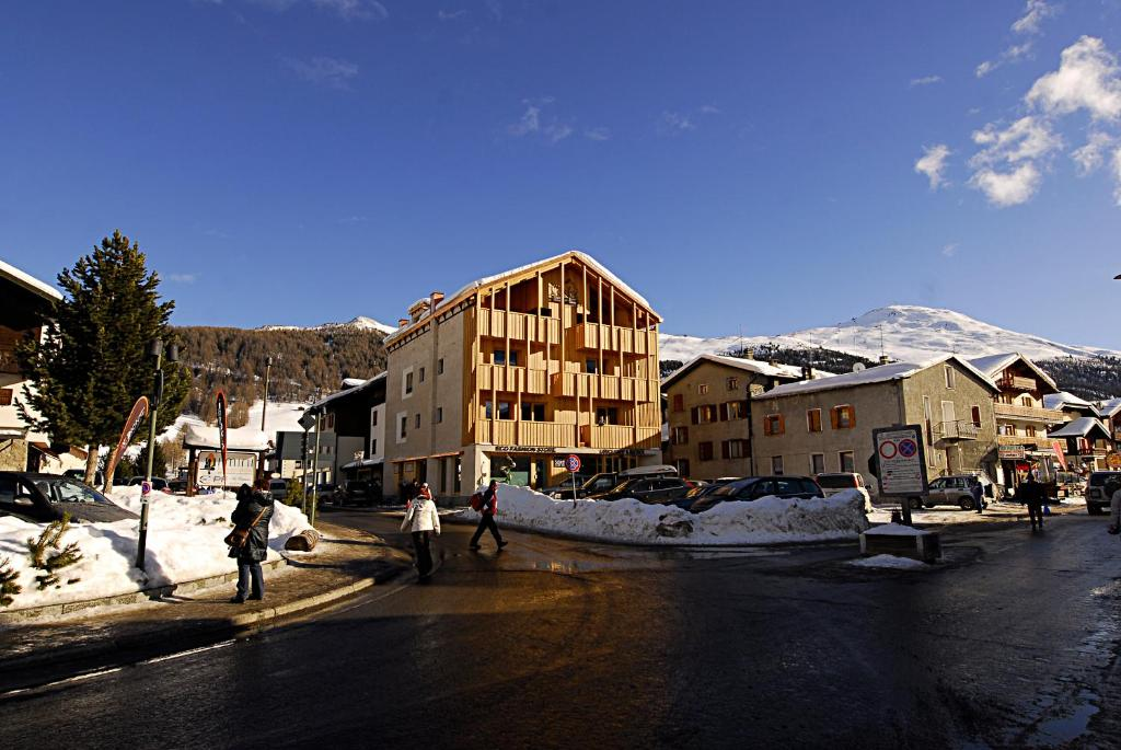 Hotels In Livigno  Sterne