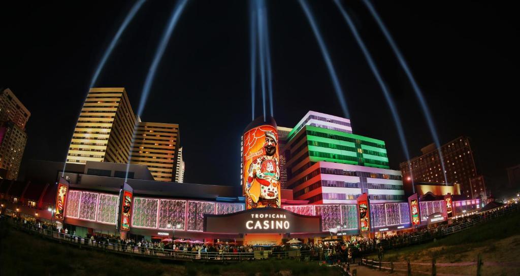 Tropicana Casino And Resort Atlantic City Online Booking Viamichelin