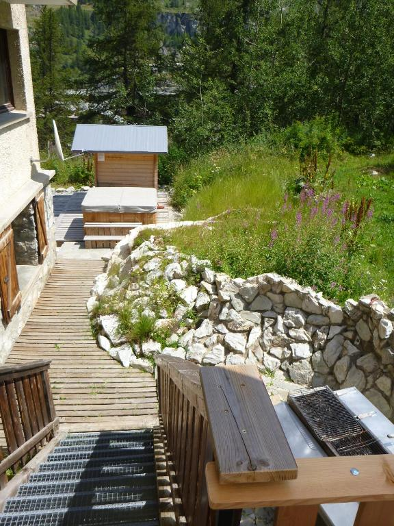 chalet les melezes bourg maurice book your hotel with viamichelin