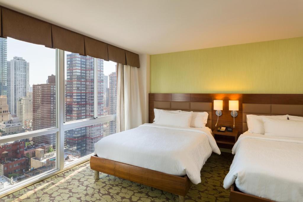 Hilton Garden Inn New York Manhattan Midtown East New York Informationen Und Buchungen