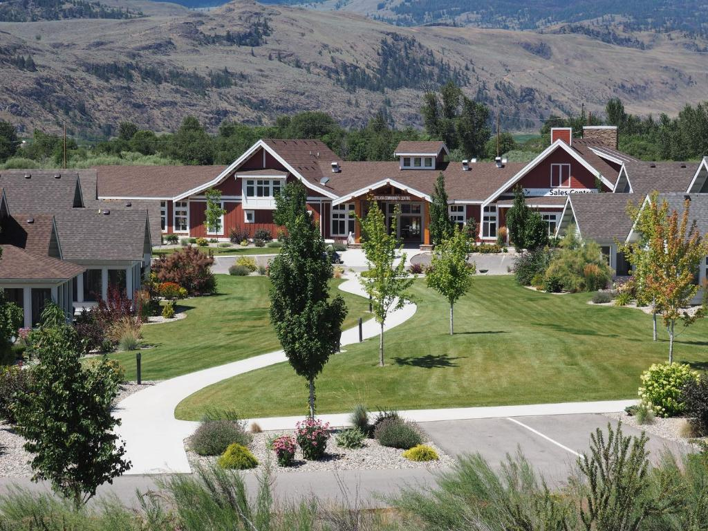Vacation Home Osoyoos Luxury Home W  Spectacular Lake View  Canada