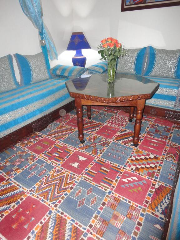 Chambres d 39 h tes dar yanis chambres d 39 h tes rabat for Chambre yanis