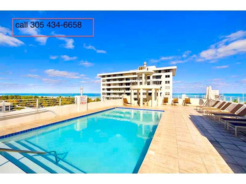Ocean Five Condo Hotel  Miami Beach  Fl
