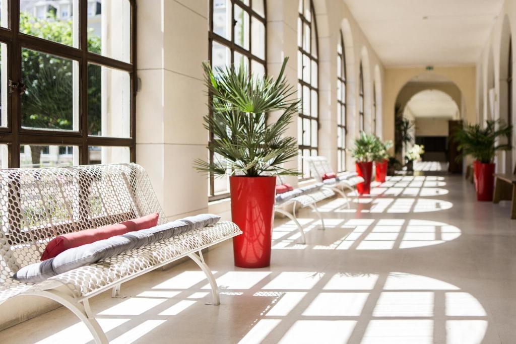 Hostellerie bon pasteur r servation gratuite sur viamichelin for Bon plan reservation hotel