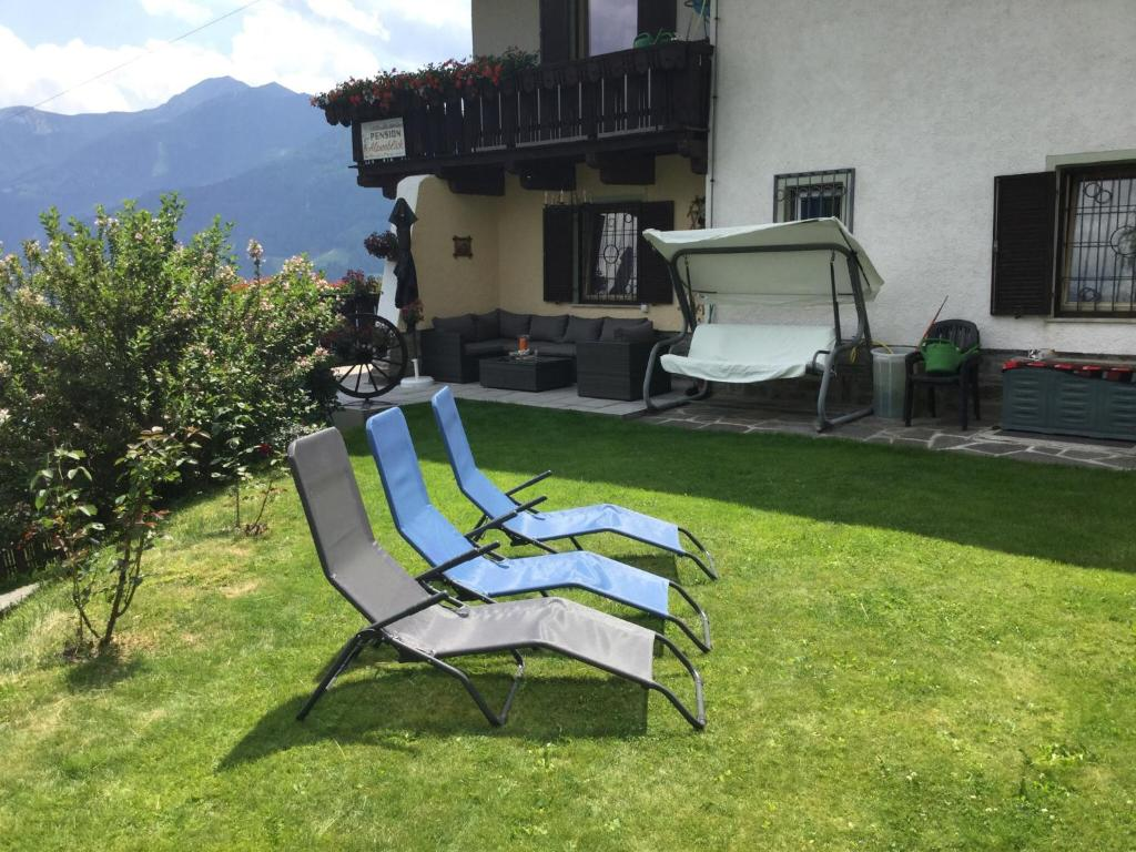 Pension alpenblick sterzing online booking viamichelin for Sterzing boutique hotel