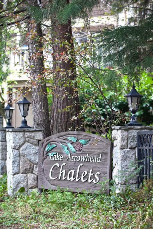 Lake Arrowhead Chalets