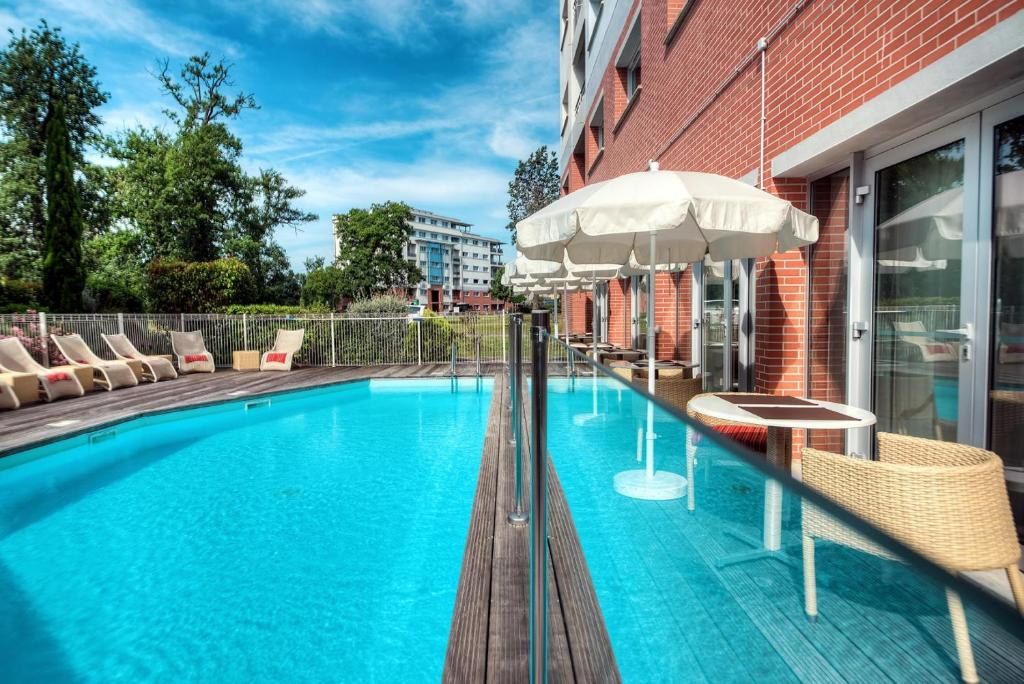 Appart Hotel Zenitude Toulouse