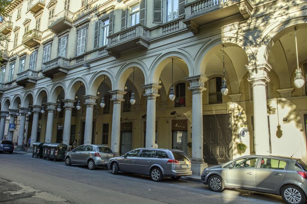 Hotel torino porta susa torino prenotazione on line for Hotels turin