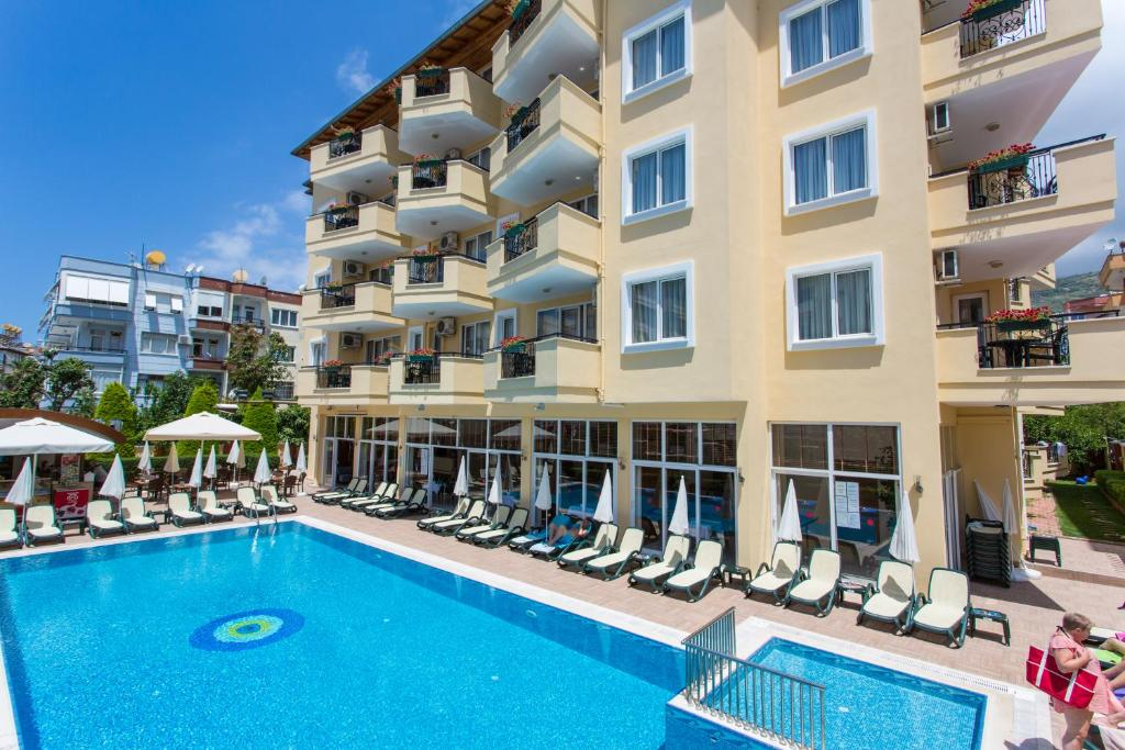 Novella apart hotel r servation gratuite sur viamichelin for Appart hotel booking