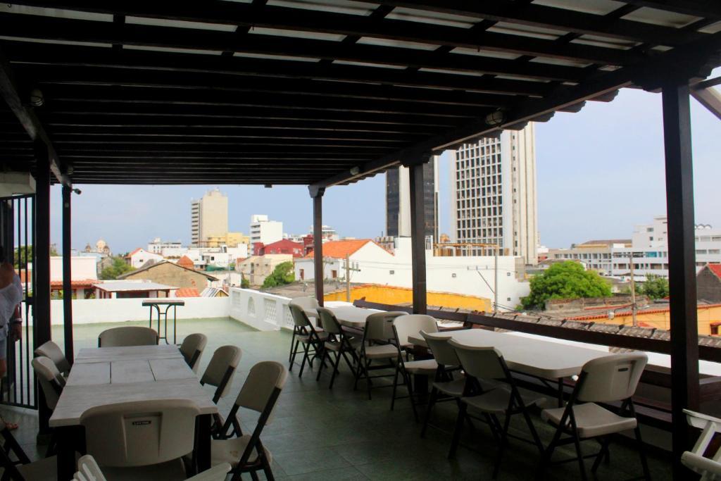 Hotel Villa Colonial Cartagena Calle Las Maravillas
