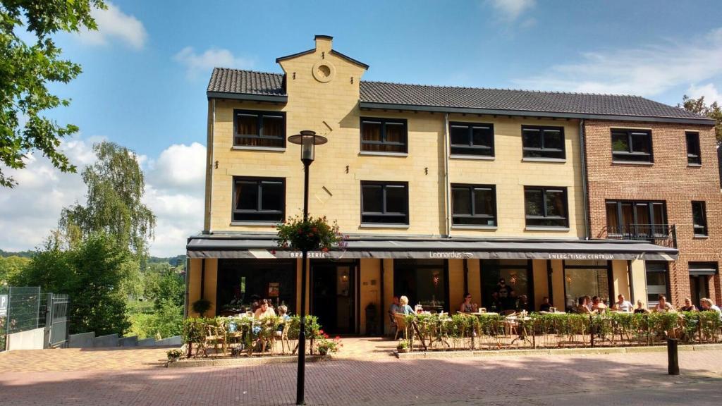 Appartementen leonardus r servation gratuite sur viamichelin for Reserver hotel payer sur place