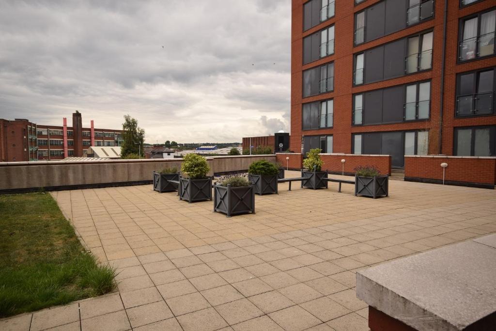 Apartment birmingham city centre uk for Appart hotel birmingham