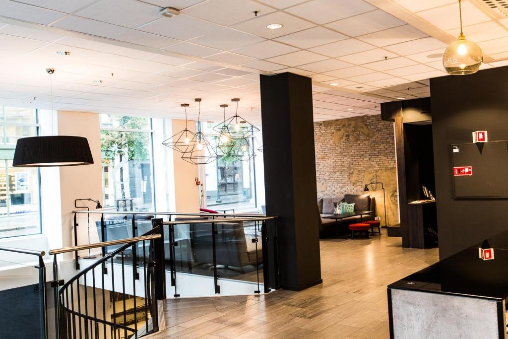 Saga hotel oslo central r servation gratuite sur viamichelin for Central reservation hotel