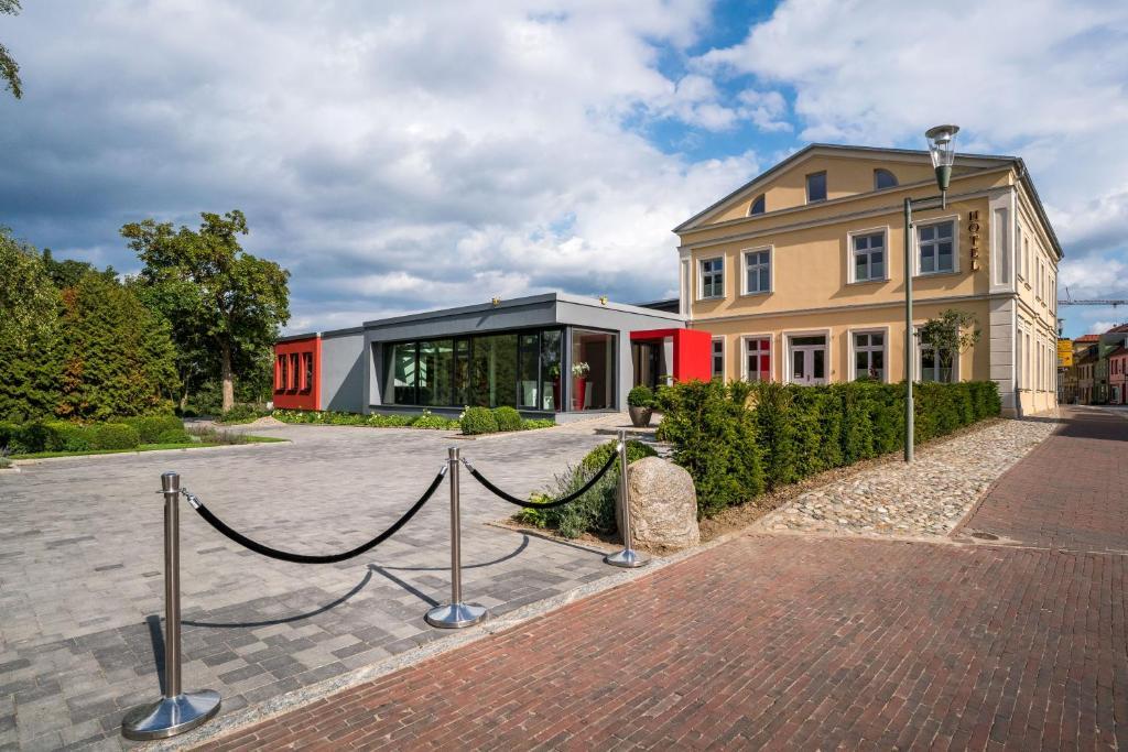 Hotel Mecklenburger Hof Gnoien