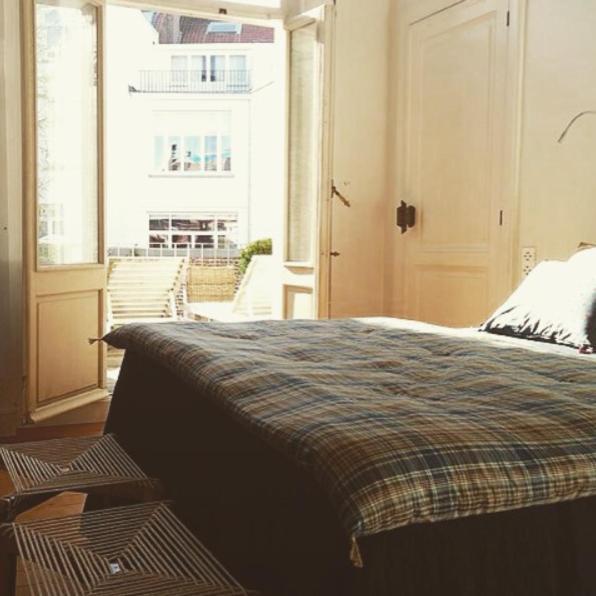 Maison flagey brussels chambres d 39 h tes bruxelles for Chambre d hote bruxelles