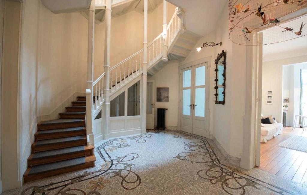 Maison flagey brussels chambres d 39 h tes bruxelles for Chambre d hote belgique