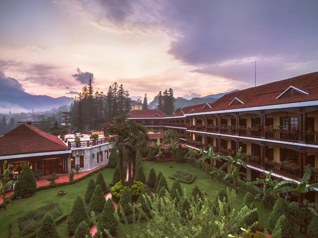 Victoria Resort Spa Hotel Sapa