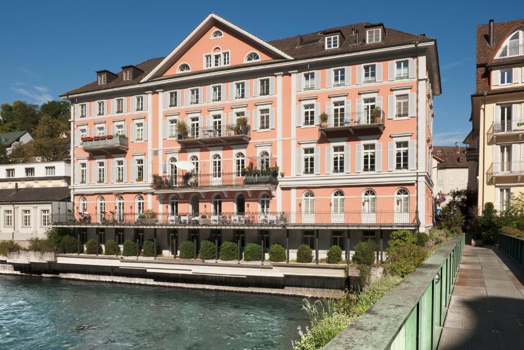 Limmathof Baden Hotel Novum Spa