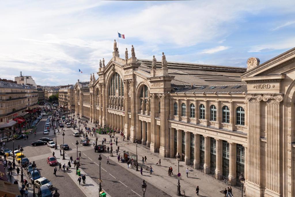 Timhotel Paris Du Gare Du Nord - Parijs