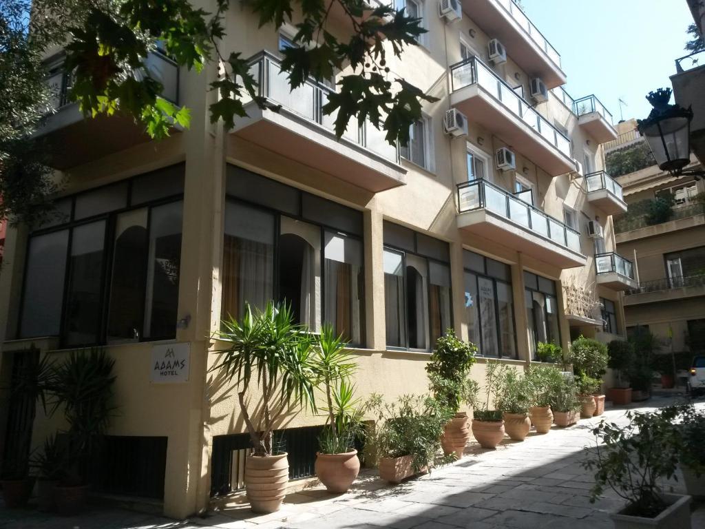 Hotel Plaka Athen Bewertungen