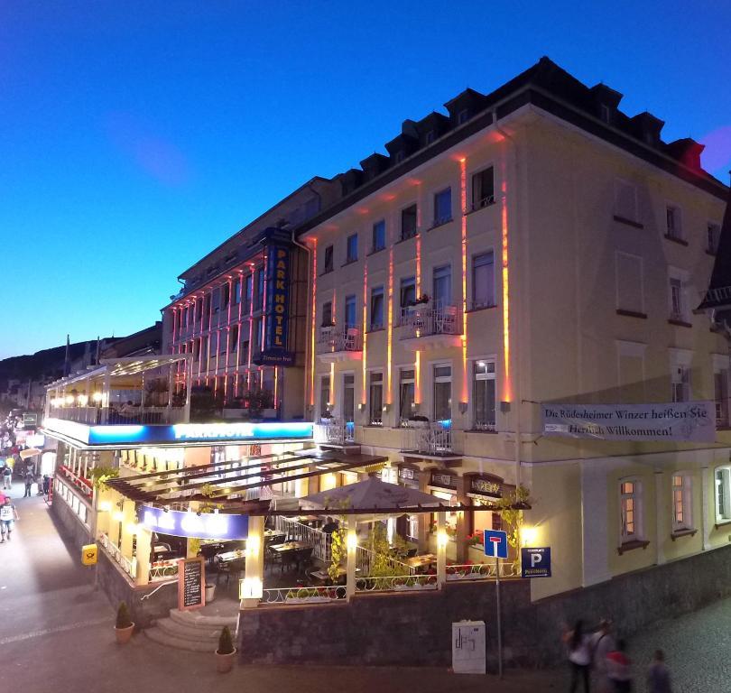 Park Hotel Rudesheim Am Rhein