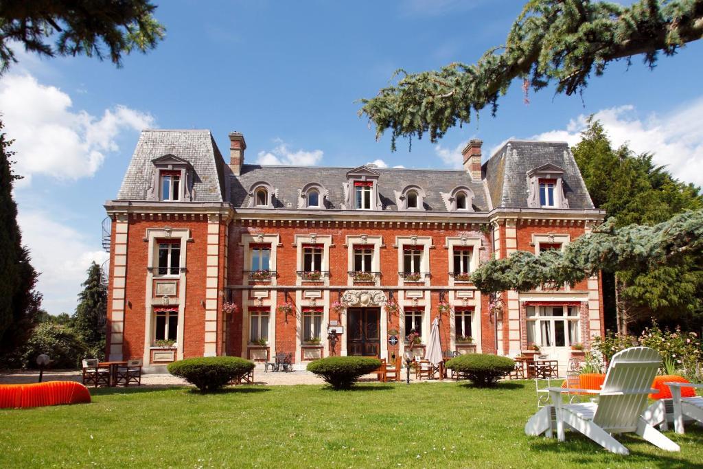 Restaurant Chateau Corneille Vieux Villez