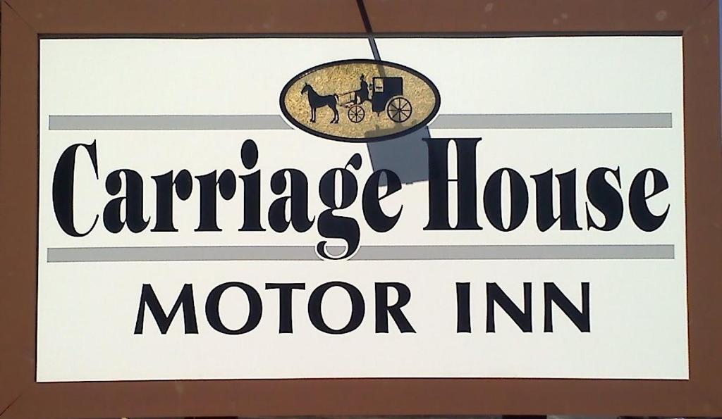 Carriage House Motor Inn Prenotazione On Line