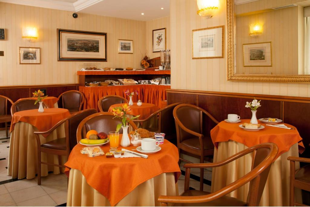 Hotel Piemonte Rome Reviews