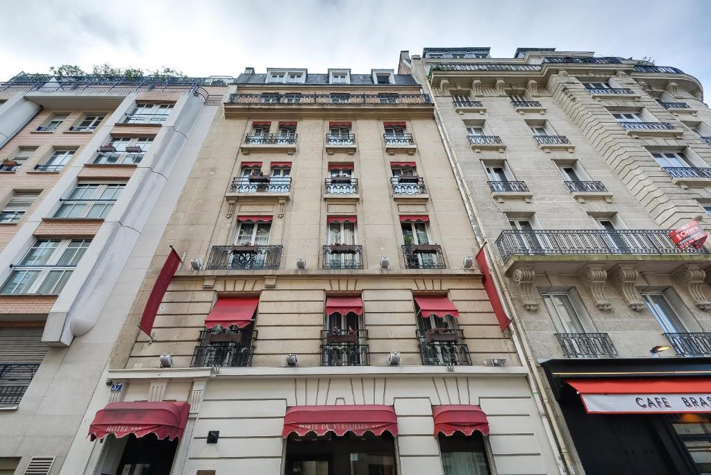 Hotel pavillon porte de versailles paris for Porte de versailles paris